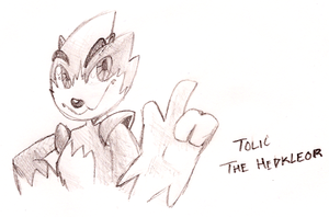 Tolic The Hedkleor by TheRollingWestern
