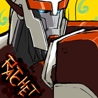 .Ratchet. by Kigurou
