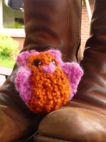 Clanger owl by bolt-for-home