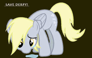 SAVE DERPY! by Ayleia-The-Kitty