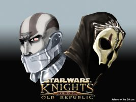 bad guys of the old republic by FollowerOfTheSith