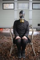 Jenny 06 - gas mask by CorneredRing-Stock
