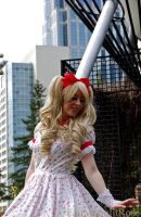 Lolita Girl in the City. by FallMoonlitRose