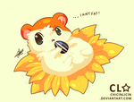 Fat Hamster by chicinlicin