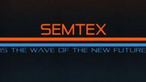 Semtex Wallpaper by kitteeh