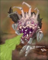 Kog'Maw, Mouth of the Abyss by Raimu27