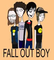FALL OUT BOY by Zenzo-Kabuto