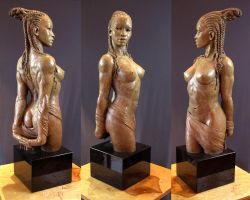 """""""Black Beauty"""" 3 views by MarkNewman"""