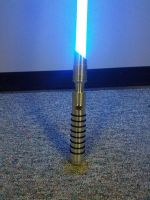 The new and improved Lightsaber by Rusten
