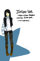 EP: Juniper Lee by shadowobsession999
