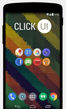 Click UI: Google Apps by kantbstopped519