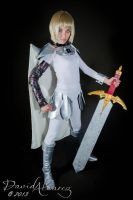 Clare- Claymore by cerezosdecamus