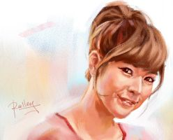 SNSD-Sunny by KoweRallen