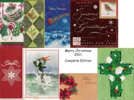 Christmas-Cards 2011 Complete Edition by victorymon