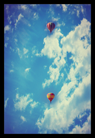 Up Up And Away by Mellowbeauty