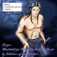 Fingon: Answers - Color by EcthelionF