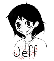 Jeff the Killer by MintChuu