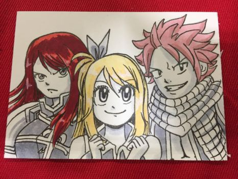 Fairy Tail by SoVeryUnofficial