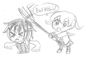 Bad Kishin by Z-Raid