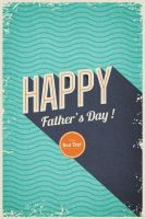 Father's day wallpaper for Iphone 4g by PimpYourScreen