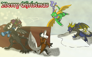 Merry Christmas 2010 by Doomdrao