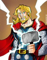 Thor by cool-slayer