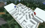 Minecraft - Server Snow Arena by unusual229