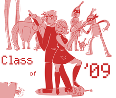 Class of '09 by heartlesstheif