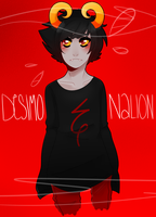 Desimo Nalion by SakuraDraws