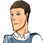 a handsome young man by engi-scout-lee