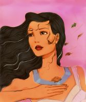 Pocahontas: Goodbye.. by thefreedombird