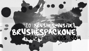 Brushes Pack 1 by alinalovato