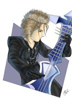 KH2: The Melodious Nocturne by Carro-chan