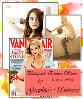 Photopack #14 Emma Stone by GraphicsUniverse