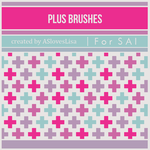 {SAI resources} Plus brushes by ASlovesLisa