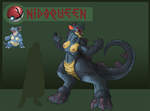 30 Day Poke-Challenge 7: Nidoqueen by alorix