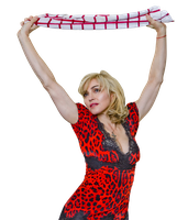 Madonna PNG [ Dolce Gabbana] by anime1991