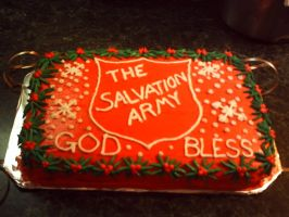 Salvation Army Cake by Sakura-Courage-Solo