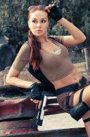Lara Croft Cosplay #27 by errRust