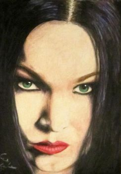Dark Tarja by ArtGoldArt