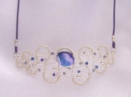 Tyrian Necklace by Sumosami
