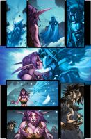 WoW Curse of the Worgen 5 pg23 by Tonywash
