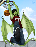 Slam Dunk by Centchi