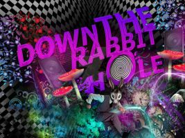 DOWN THE RABBIT HOLE by SALVADORCHARLIE
