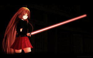 MMD IA The Ronin by Trackdancer