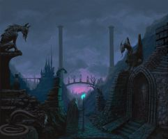 The Gates of Twilight by Xeeming