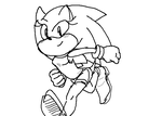 A Sonic Doodle 3 by YASSDENSWH