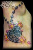 Foot locket by state-of-art-tattoo