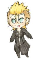 Demyx Will... by ChocolateLlama