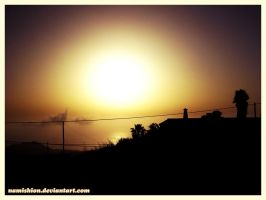 La Palma sunset by namishion